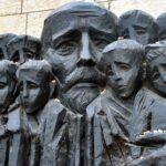 Pomnik Janusza Korczaka w Jerozolimie