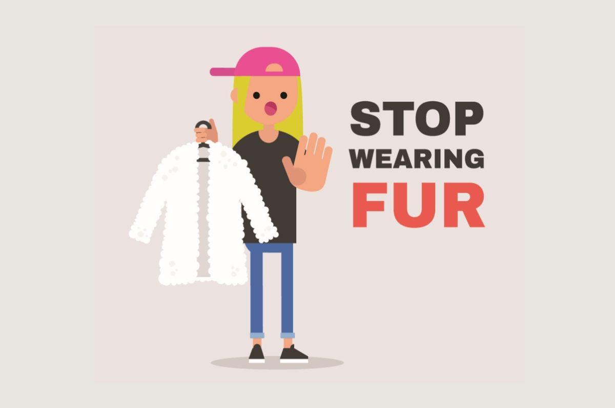 stop noszeniu futer