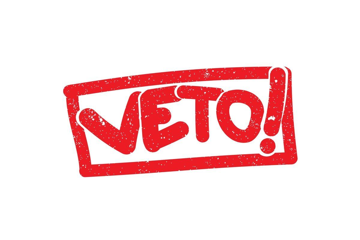 Napis Veto