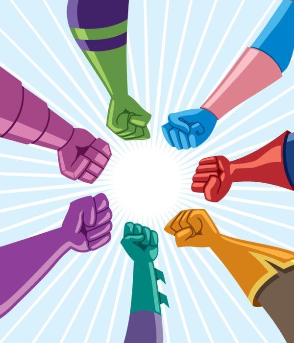 Sojusz superbohaterów