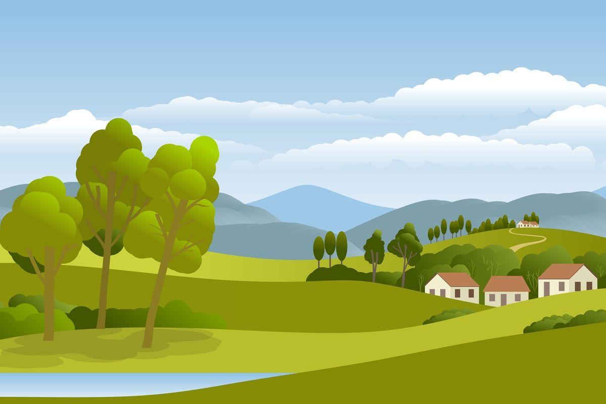 Mała ojczyzna - krajobraz