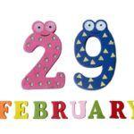 29 Lutego - dodatkowy dzień w roku przestępnym