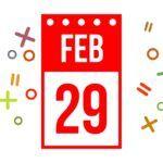 data 29 lutego i działania matematyczne wokół niej - obliczanie roku przestępnego