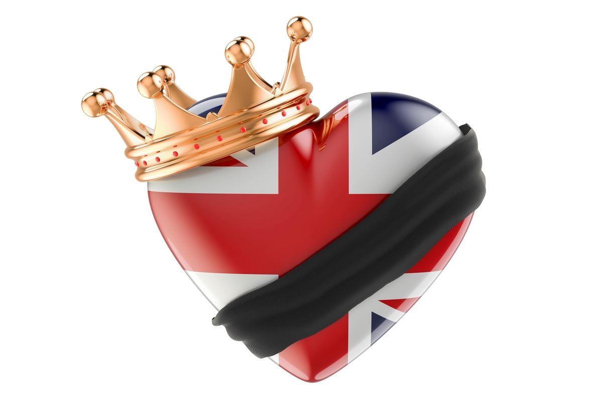 Żałoba w monarchii brytyjskiej po śmierci Filipa Księcia Edynburga