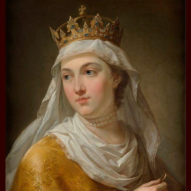 Jadwiga Andegaweńska - król Polski