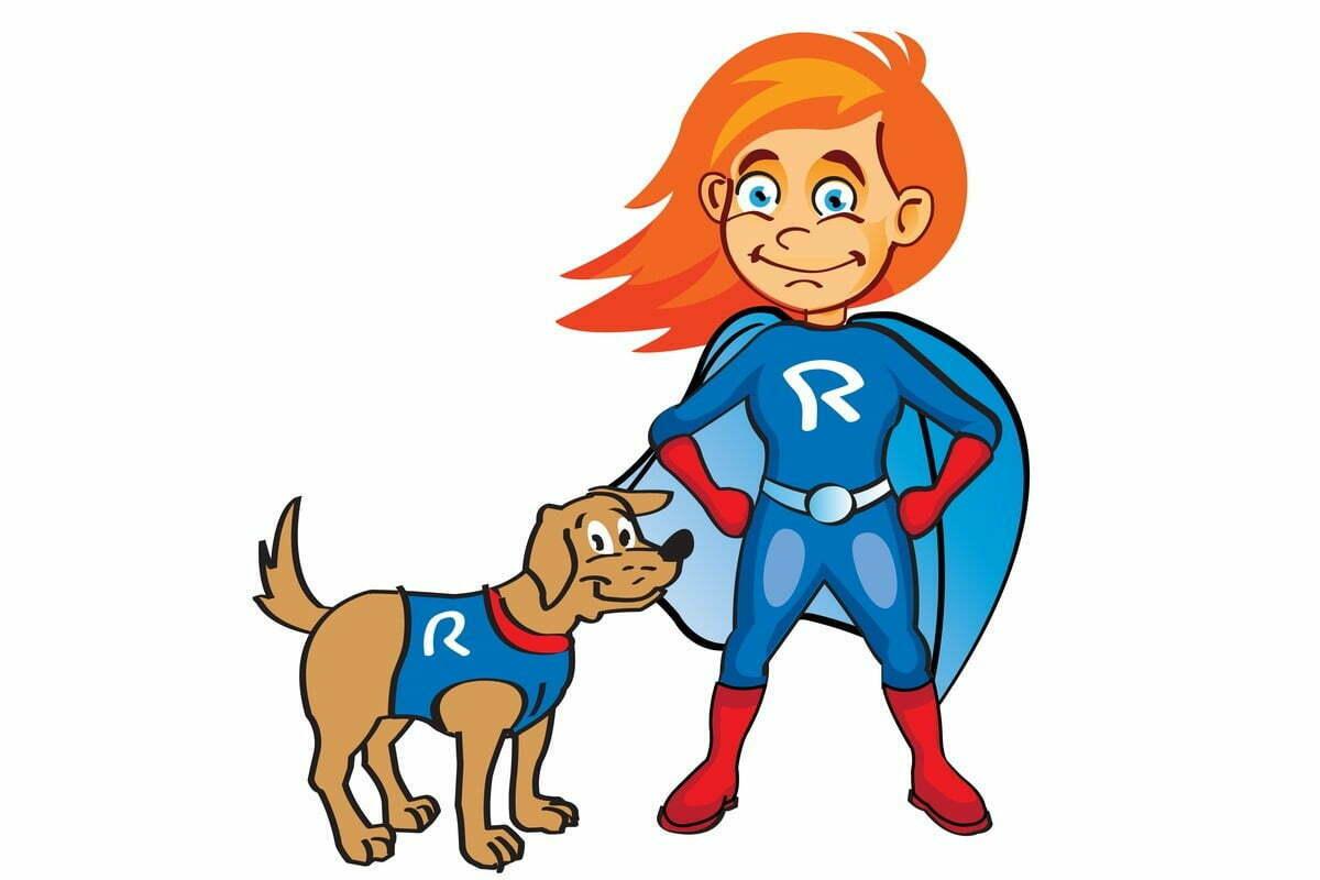 Mały pomocnik supermen