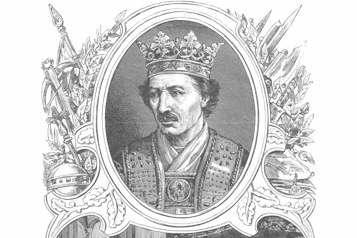Kazimierz Jagiellończyk - portret