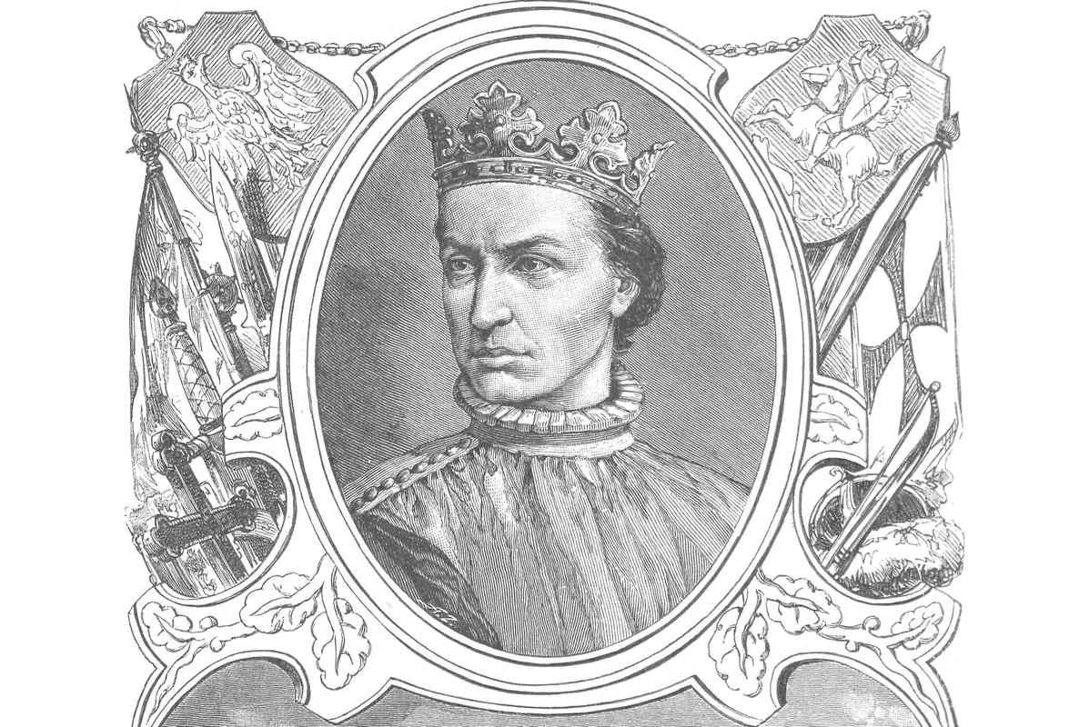 Władysław Jagiełło - portret